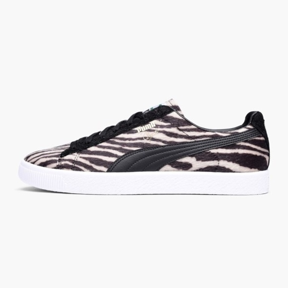 Puma Clyde Suits Pack Oatmeal Black White Unisex 3d6289b09